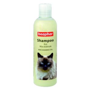 Beaphar HairCare Mink Cat - mélyen tápláló sampon, macskáknak 250ml
