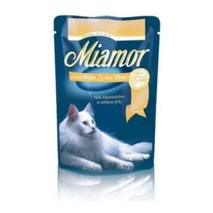 Miamor Feine Filets - csirke tonhallal alutasakban 100g