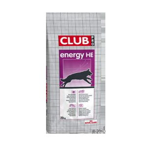 Royal Canin Club Energy HE 2x20 kg