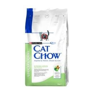 Purina CAT CHOW Sterilized 400g
