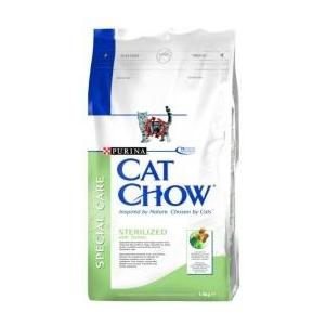 Purina CAT CHOW Sterilized 400g