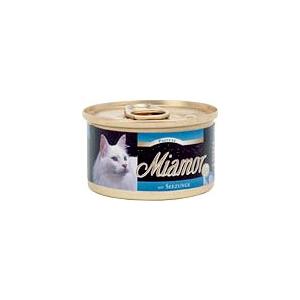 Miamor Katzenzarte Fleischpastete - lazacpástétom 85g
