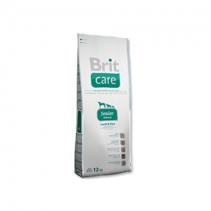 Brit Care Senior Lamb& Rice 3 kg