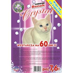 Certech Macskaalom Super Benek Crystal - levendula 7,6l