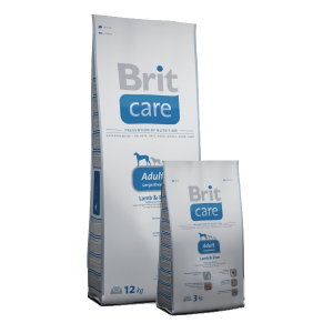 Brit Care Adult Large Breed Lamb&Rice 1kg