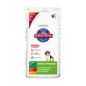 Hill's SP Canine Puppy Chicken 2x12kg