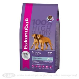 Eukanuba Puppy Large Breed 2x15kg