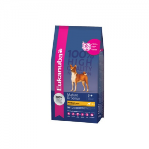 Eukanuba Mature & Senior 7+ Medium Breed Maintenance 15kg