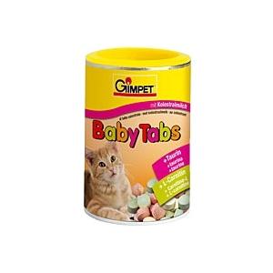 Gimpet Baby Tabs- vitaminos dropsz kiscicáknak 250db