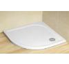 Radaway Delos A/akryl zuhanytálca 80*80 kád, zuhanykabin