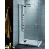 Radaway Almatea KDJ aszimmetrikus zuhanykabin 90x100
