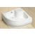 Radaway Korfu A/akryl zuhanytálca 90*90