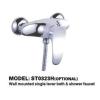 Diplon ST0323H zuhanycsaptelep