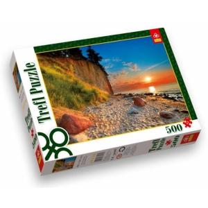Trefl 500 db-os puzzle - Orlowski szikla (37118)