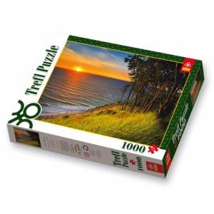 Trefl 1000 db-os puzzle - Naplemente a Balti-tengeren (10214)