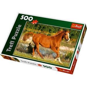 Trefl 500 db-os puzzle - Vágtázó szépség (37184)