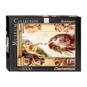 Clementoni Michelangelo Buonarroti: Ádám teremtése puzzle