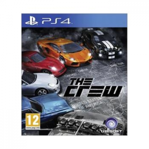 Ubisoft The Crew - PS4