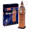 CubicFun Big Ben Óratorony 3D puzzle
