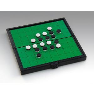 Ubon Toys Összehajtható mágneses reversi
