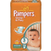 Pampers Pampers Sleep & Play 3-as méret Midi 4-9 kg Pelenka (58 db)
