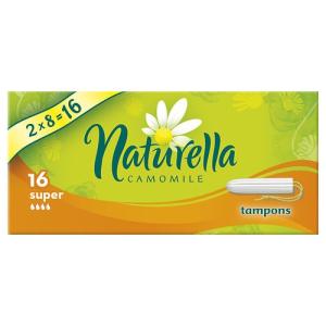 Naturella Naturella Camomile Super Tampon 16 db