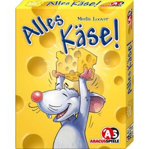 Abacus Sajtvadászat - Alles käse