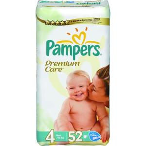 Pampers Premium Care Maxi pelenka (52 db)