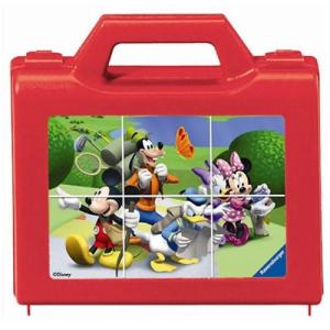 Ravensburger Mickey Mouse kockapuzzle 3x2 db