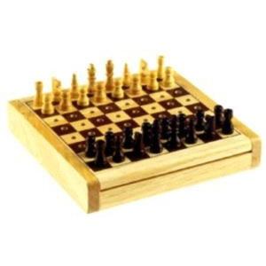 Gémklub Sakk készlet, 12x12cm-es