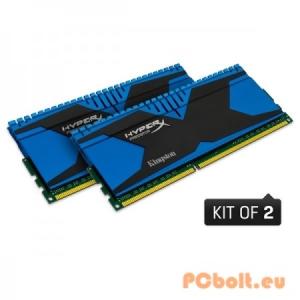 Kingston 8GB DDR3 2666MHz Kit(2x4GB) HyperX XMP Predator Series