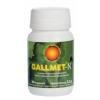 GALLMET®-N természetes epesavakat tartalmazó kapszula 30db