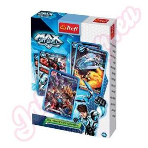 Trefl Max Steel Fekete Péter kártyajáték - Trefl