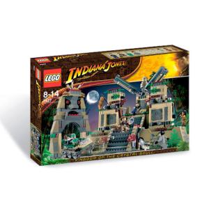 LEGO Indiana Jones - A kristálykoponya királysága 7627