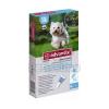 Advantix Spot On oldat kutyáknak A.U.V. 4-10 kg közötti kutyáknak (4 x 1,0 ml)