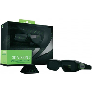 egyéb NVIDIA GeForce 3D Vision2 Gaming - Wireless Kit