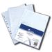 VICTORIA Genotherm, lefűzhető, A4, 50 mikron, víztiszta, VICTORIA (IDGV)
