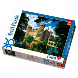 Trefl Moyland kastély, Németország 1500 db-os puzzle