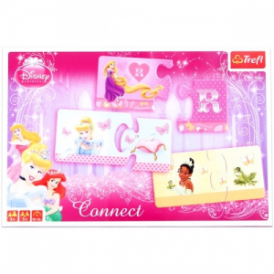 Trefl Disney hercegnők: Connect