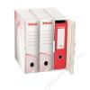 ESSELTE Archiváló doboz, iratrendezőnek, 97 mm, újrahasznosított karton, ESSELTE Standard , fehér (E10024)