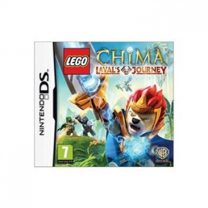 WB Games Lego Legends of Chima: Laval's Journey - NDS