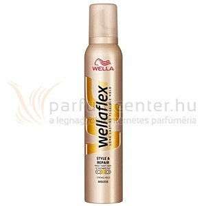 Wella flex Style & Repair Hajhab 200 ml
