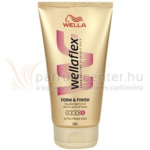 Wella flex - Form & Finish Hajzselé 150 ml