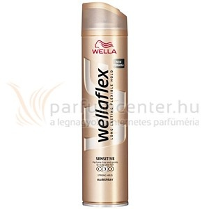 Wella flex - Sensitive Hajlakk 250 ml
