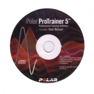 Polar Óra Polar Equine Protrainer 5.0 Szoftver
