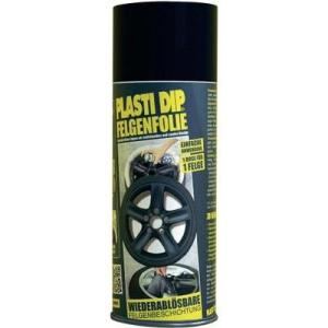 PlastiDip PlastiDip felnikhez, fekete, matt