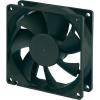 Vízálló ventilátor IP58 24V 0,07A, 80x80x25 mm, RD8025B24M