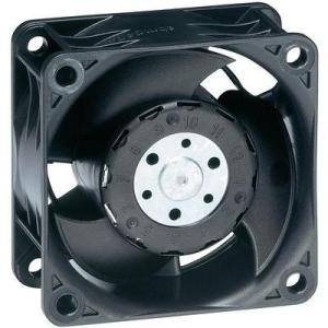 Axiális ventilátor 12 V 70 m³/h, 60x60x32 mm, 612 J/2H