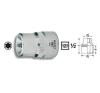 Hazet Torx dugókulcs betét 12,5 mm (1/2) szerszám meghajtás 12,5 mm (1/2) Hazet 900-E10 csavarhúzó