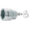 Hazet Hatlapú dugókulcsfej 50 mm, belső négyszög 20 mm (3/4), Hazet 1000-50